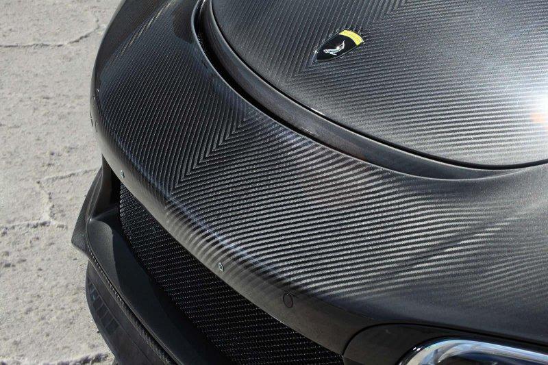Porsche 991 GTR Carbon Edition от компании TopCar