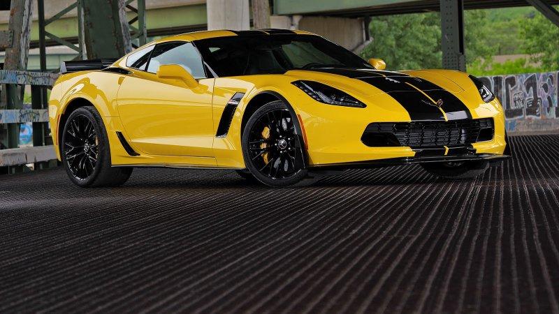Corvette Z06 2015 в исполнении ProCharger