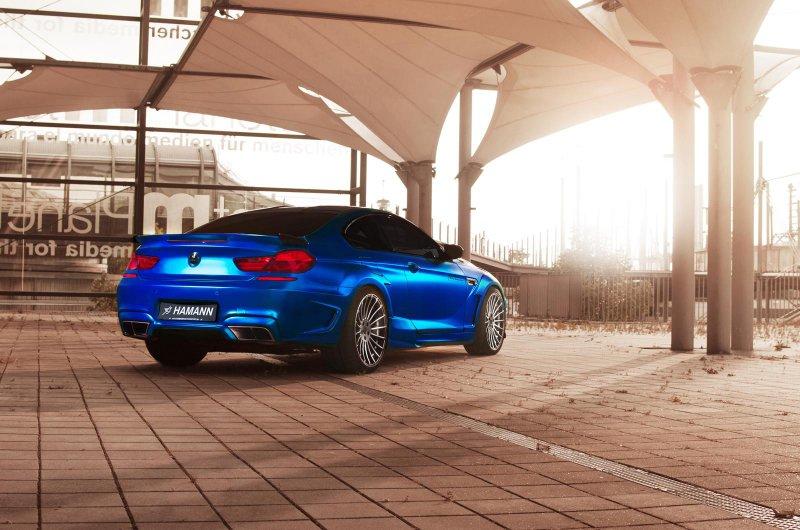 640-сильный BMW M6 от Hamann и Fostla