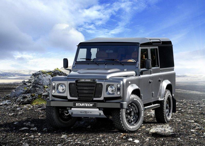 Land Rover Defender Sixty8 от ателье Startech