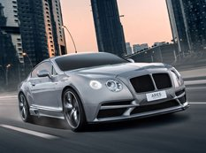 Bentley Continental GT Coupe от ARES Performance