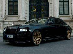 Rolls-Royce Ghost Series II Spofec от Spofec