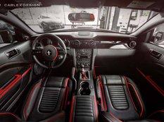 Эксклюзивный Ford Mustang в исполнении Carlex Design