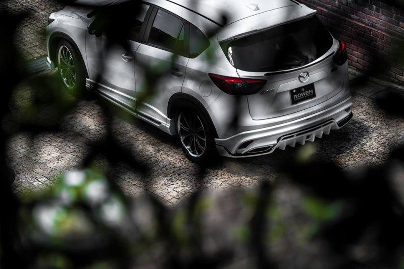 Mazda CX-5 в тюнинге Rowen Japan