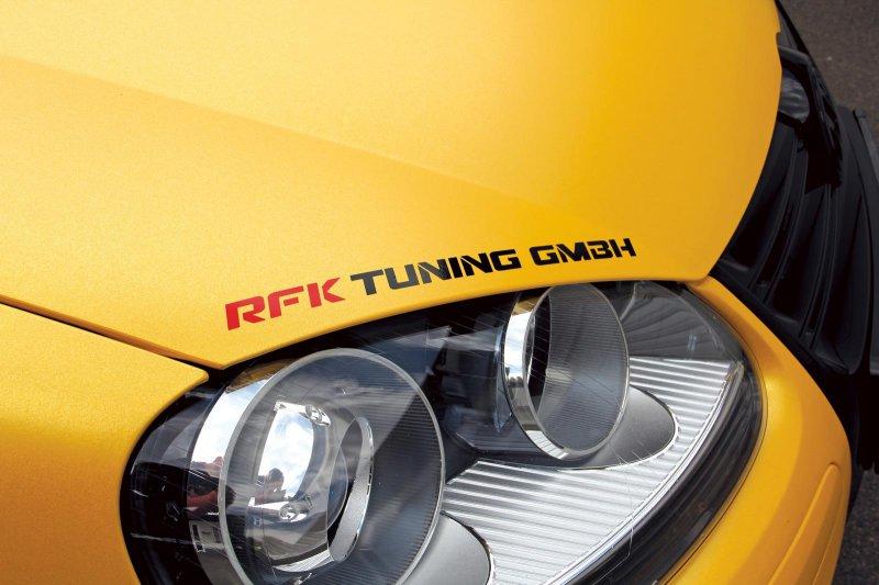 Volkswagen Golf V R32 от RFK Tuning