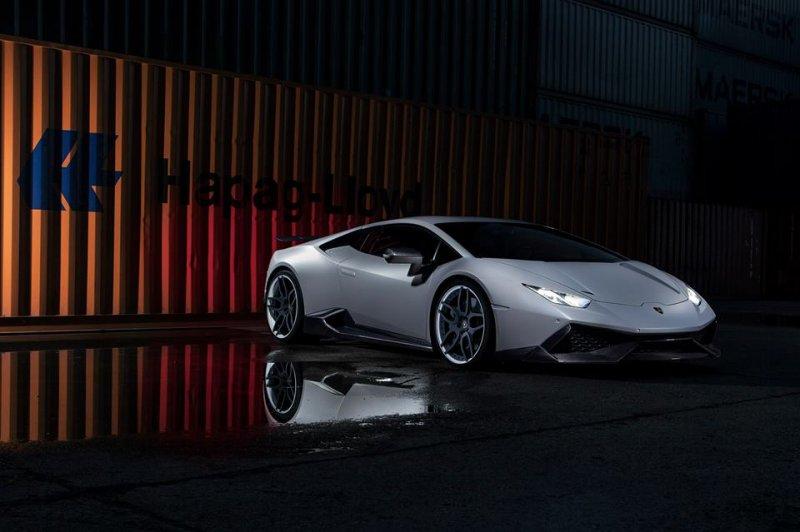 Lamborghini Huracan от Novitec Torado