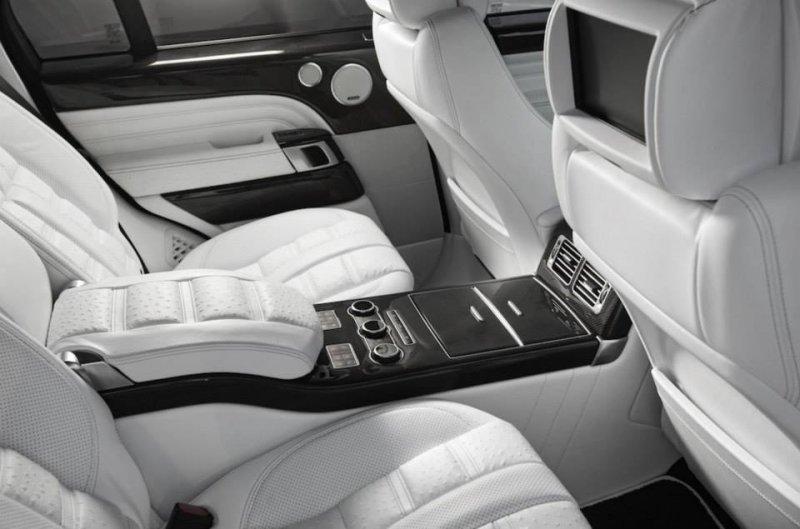 ARES Performance представил эксклюзивный Range Rover 600 Supercharged