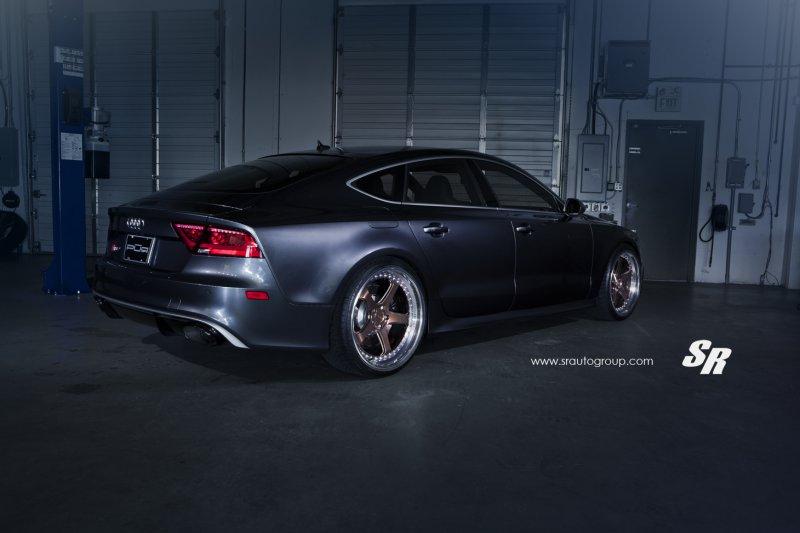 Audi RS7 в послепродажной доработке SR Auto Group