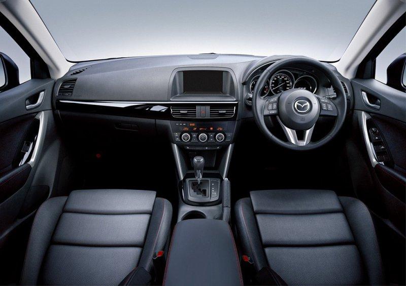 DAMD добавил спортивности кроссоверу Mazda CX-5