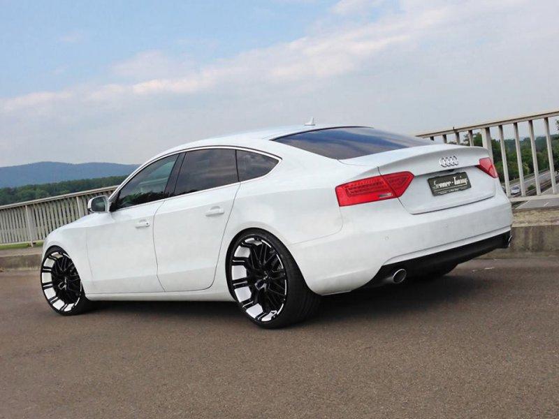 Audi S5 Coupe и A5 Sportback от ателье Senner Tuning