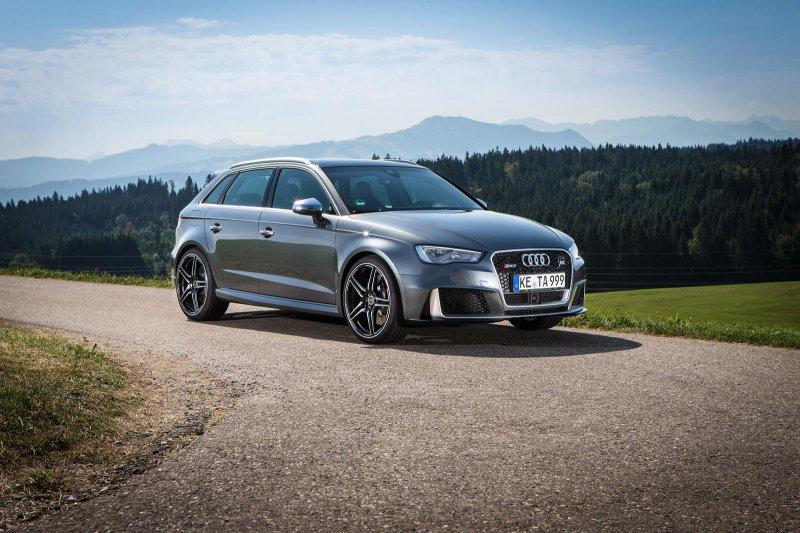 ABT Sportsline форсировал Audi RS3 Sportback