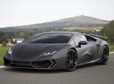 Lamborghini Huracan в исполнении Mansory