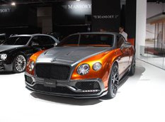 Франкфурт 2015: Bentley Continental GTC от Mansory