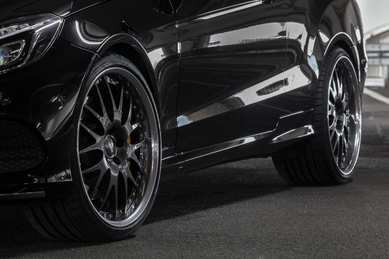 Mercedes-Benz E500 Cabriolet в тюнинге VATH