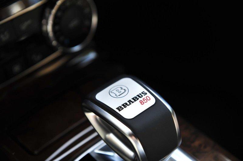 Brabus рассекретил G63 850 Widestar