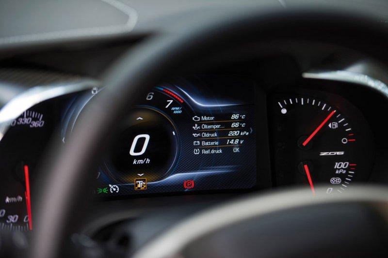 Chevrolet Corvette Z06 от GeigerCars