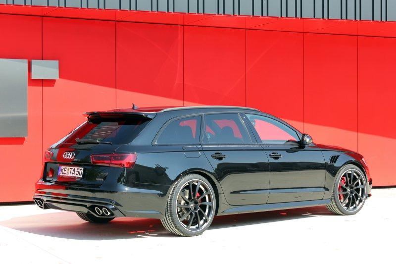 ABT Sportsline представил тюнинг-пакет для Audi A6