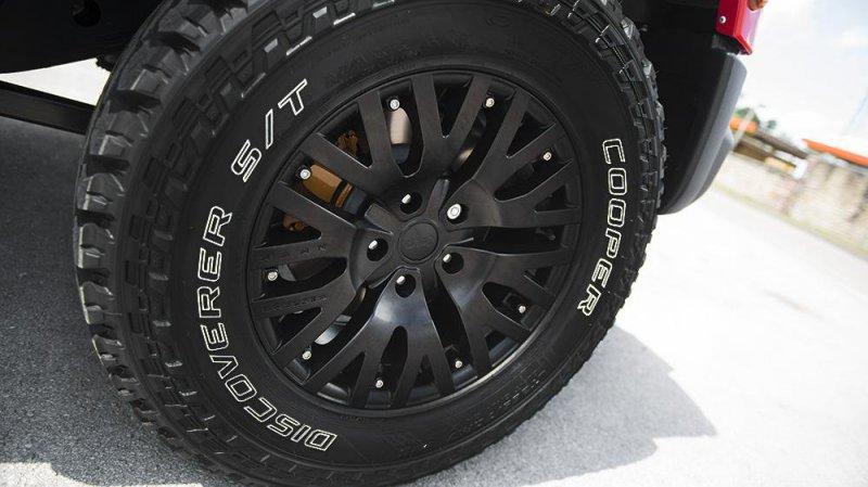 Kahn Design доработал очередной Jeep Wrangler