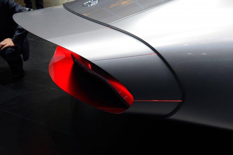 Франкфурт 2015: Mercedes-Benz представил Concept IAA