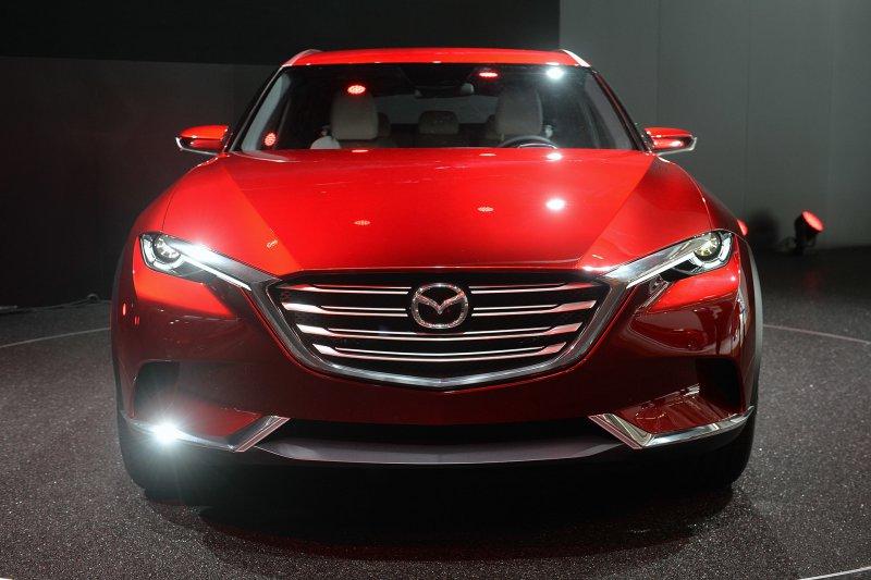 Франкфурт 2015: Mazda показала концепт-кар Koeru