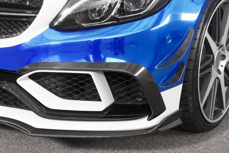 Mercedes CC63S Rivage от Carlsson