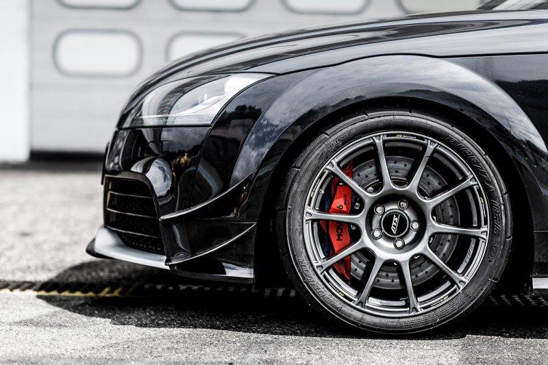 Hperformance добавил мощности Audi TT RS