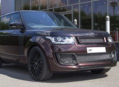 Range Rover Vogue RS-650 от A. Kahn Design