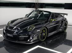 Кабриолет Porsche 997 Turbo от TechArt