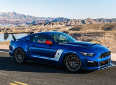 850-������� Ford Mustang � ���������� Roush