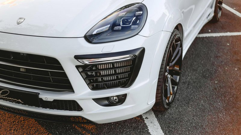 Lumma Design представила Porsche Cayenne CLR 558 GT-R