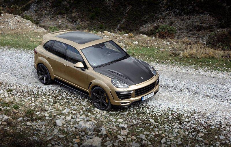 Porsche Cayenne Vantage от TopCar