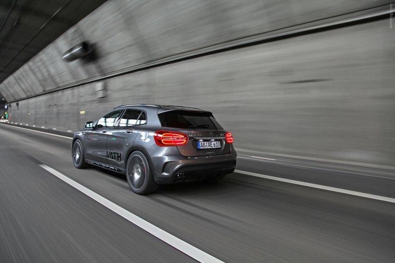 Тюнинг Mercedes GLA 45 AMG от VÄTH