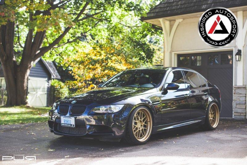 BMW M3 в исполнении Inspired Autosport