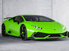 Lamborghini Huracan в уникальном тюнинге