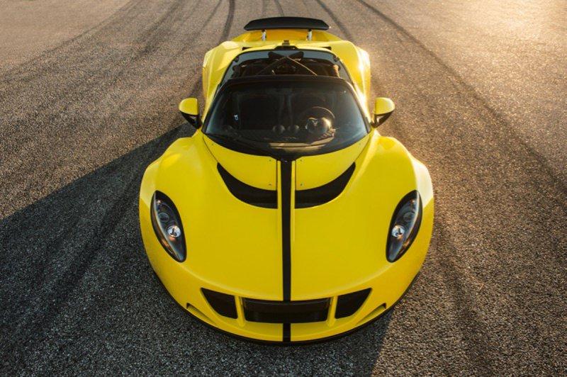 Venom GT 2016 от Hennessey Performance