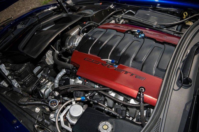 Corvette C7 от Weapon X Motorsports