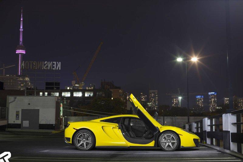 McLaren 12C от мастерской Pfaff Tuning
