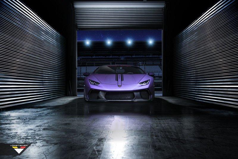 Lamborghini Huracan Novara �� ���������� Vorsteiner