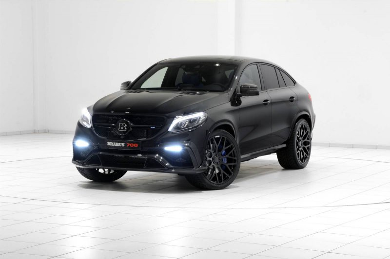 Mercedes 700 GLE63 S Coupe от Brabus