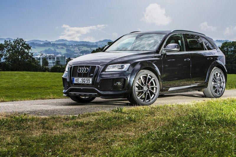 Обновлённый Audi SQ5 от ABT Sportsline