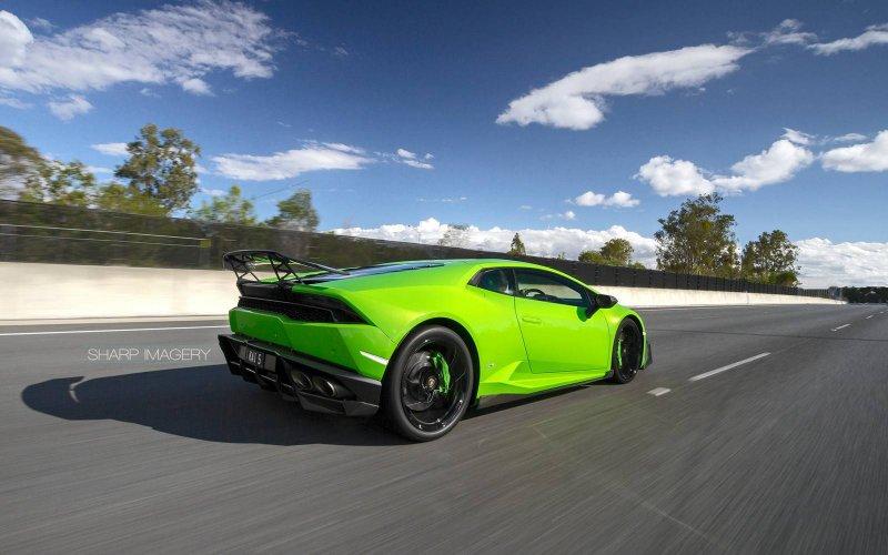 Lamborghini Huracan � ���������� �������