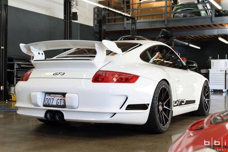 Porsche 911 GT3 от BBi Autosport