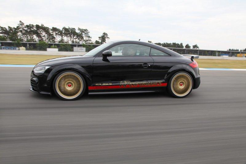 HPerformance представила 750-сильную Audi TT RS