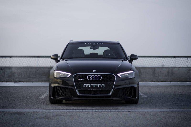 Audi RS3 в тюнинге от MTM