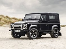 Land Rover Defender в тюнинге Overfinch