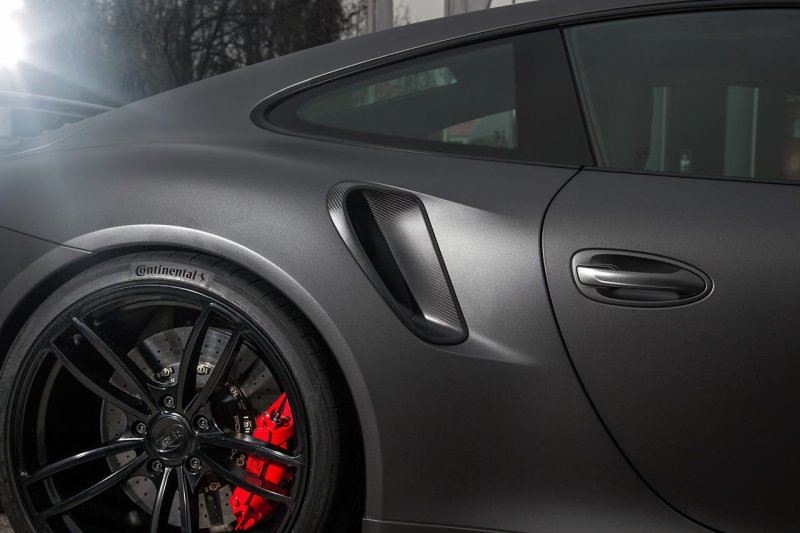 ������ Porsche 991 Turbo/Turbo S �� �������� TechArt