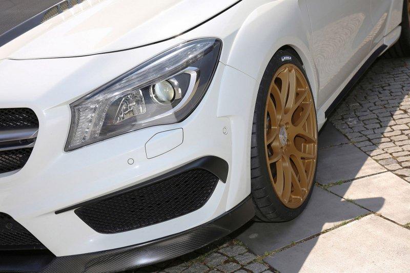 Mercedes-AMG CLA 45 в тюнинге от Loewenstein