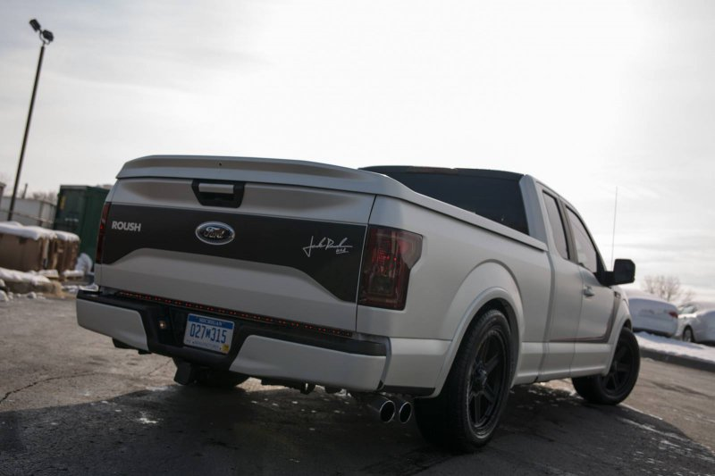 Roush ���������� �������� ������� Ford F-150