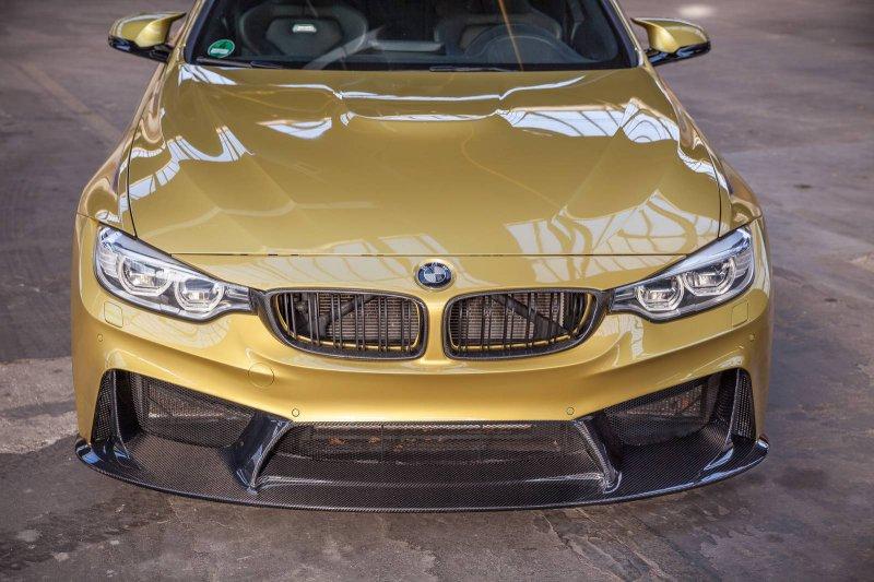 BMW M4 в карбоновым кузове от Carbonfiber Dynamics