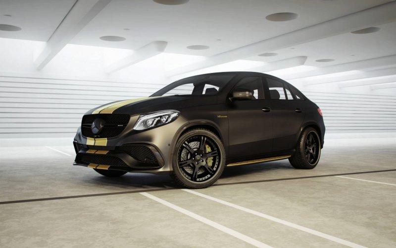 Mercedes-AMG GLE 63 в исполнении Wheelsandmore